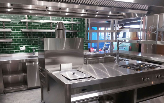 horeca groot keuken apparatuur